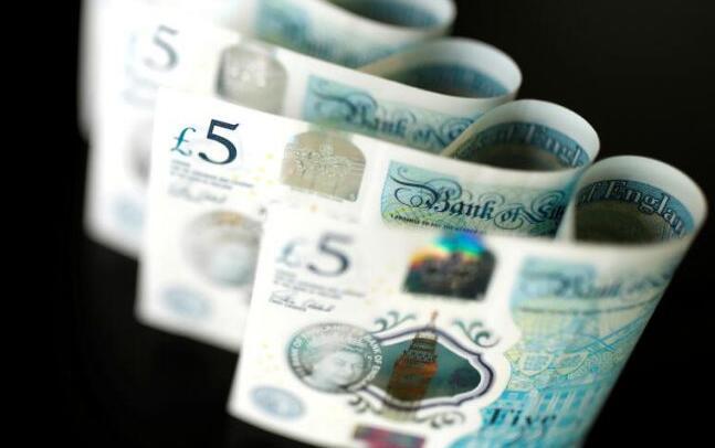因英国脱欧担忧 英镑兑美元跌至近两个月低点